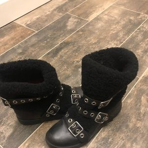 Marc Jacobs Fur Boots